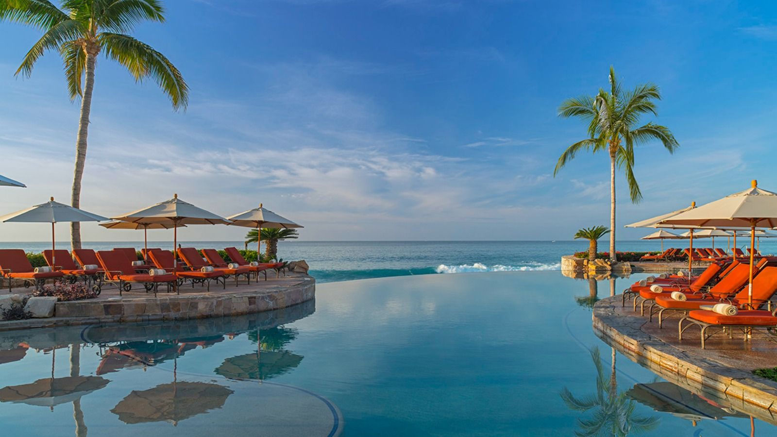 Resort Pools - Sheraton Grand Los Cabos