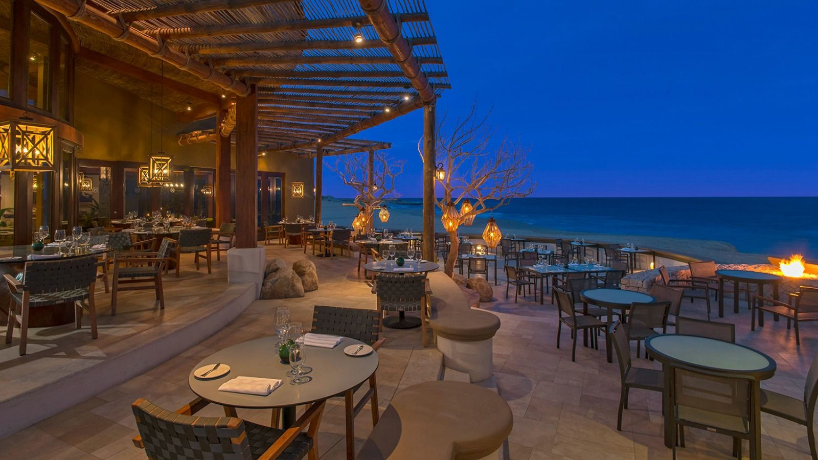 De Cortez Grill and Restaurant - Sheraton Grand Los Cabos