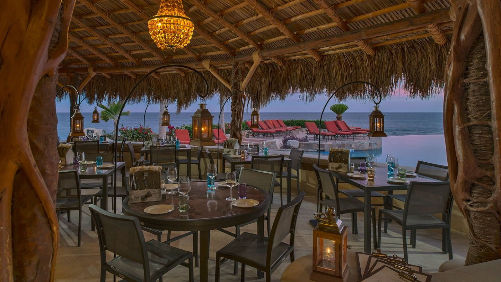 Las Sirenas Bar - Sheraton Grand Los Cabos